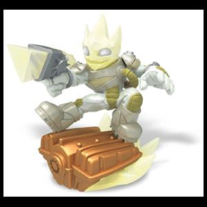 Figura Skylanders Superchargers Driver Astroblast