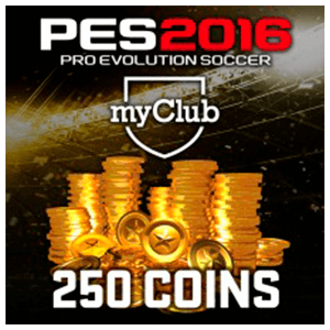 Voucher MyClub PES 2016 PS4