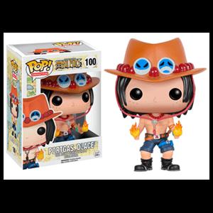 Figura Pop One Piece: Portgas D. Ace