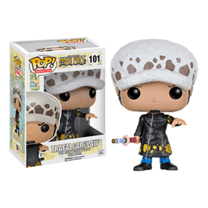Figura Pop One Piece: Trafalgar Law