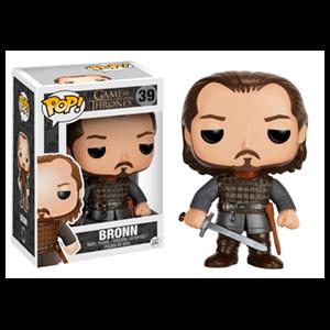 Figura Pop Juego de Tronos: Bronn