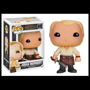 Figura Pop Juego de Tronos: Ser Jorah Mormont