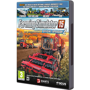 Farming Simulator 15 (Expansion 2)