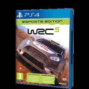 WRC 5 e-Sports Edition