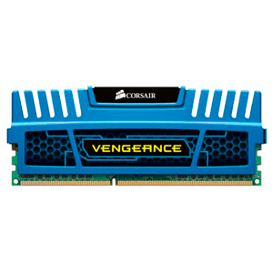 Corsair Vengeance DDR3 4GB Blue 1600Mhz CL9