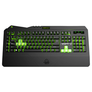 Keep Out F89Pro LED Multicolor - Teclado Gaming