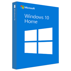 Microsoft Windows 10 Home 64Bits ES OEM DVD