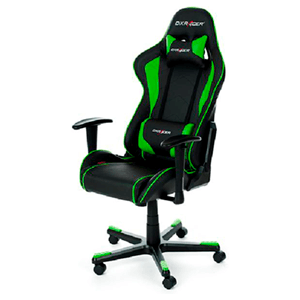 Drift dr100 negro verde for Silla razer gamer