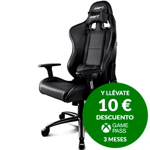 DRIFT DR200 BLACK - SILLA GAMING