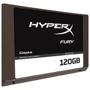 Kingston HyperX Fury 120GB SSD