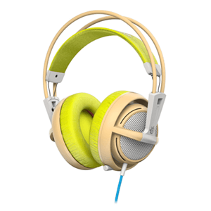 Steel Series Siberia 200 Gaia Green