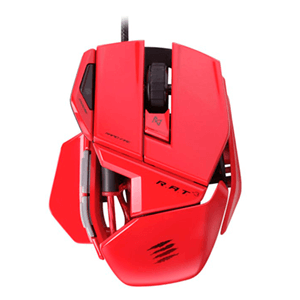 Mad Catz Rat 3 Rojo