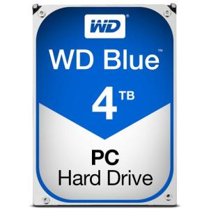 """WD Caviar Blue 4TB 3.5"""" 5400RPM SATA"""