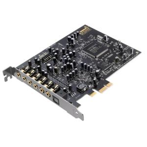 Creative Sound Blaster Audigy RX PCIe 24-bits 106dB SNR