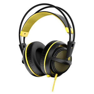 Steel Series Siberia 200 Proton Yellow