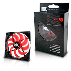 Nox V NX 8CM Rojo