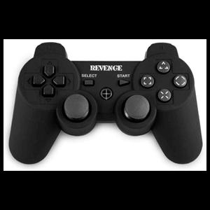 Bg-Gaming  Revenge Ps3/Pc Negro