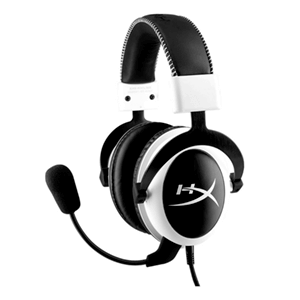 HyperX Cloud Blanco