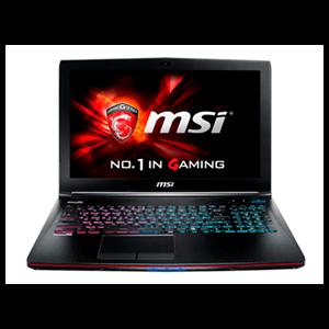MSI GE62 6QD-288ES - i7-6700 - GTX 960M Apache Pro