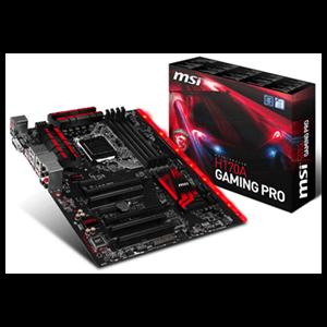 Msi H170A Gaming Pro Atx  Lga1151
