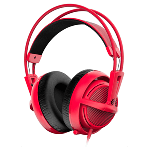 Steel Series Siberia 200 Forged Red