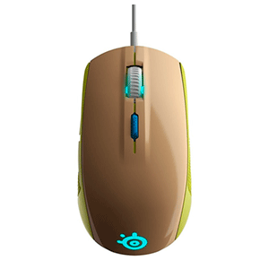 SteelSeries Rival 100 Alchemy Oro