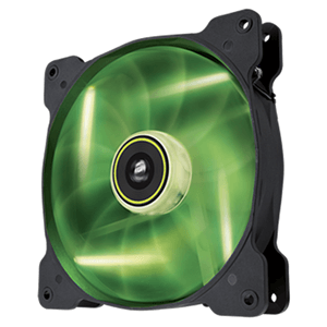 Corsair SP140 LED Verde High Pressure Single Pack