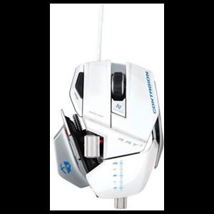 Ratón Mad Catz R.A.T. 7 Contagion  -6400 Dpi Laser