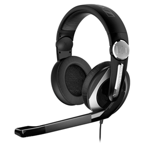 Sennheiser Pc 330 Negro Gaming Headset Auriculares
