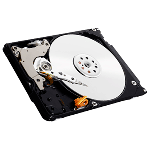 "WD Scorpio Blue 500GB 2.5"" 5400RPM"
