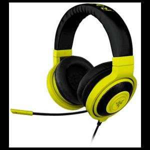 Razer Kraken Pro Neon Amarillo