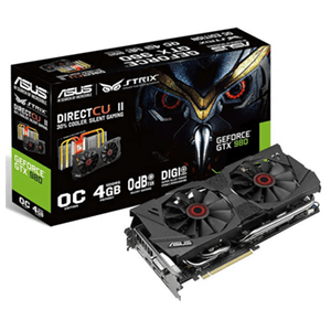 Asus Strix DC2 GeForce GTX 980 4G