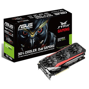 ASUS GeForce GTX 980Ti Strix 6GB