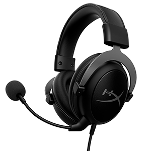 HyperX Cloud II Gun Metal 7.1 PC-PS4-XONE-SWITCH-MOVIL