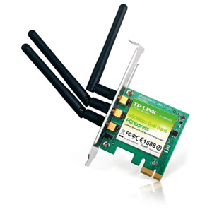 Tarjeta Red Pci-E Tp-Link Tl-Wdn4800 450Mbps Wireless N Dual Band