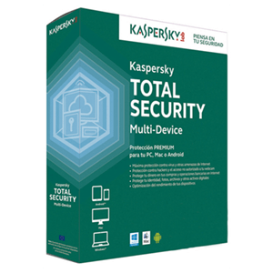 Kaspersky Software Antivirus  2016 Internet Security Multidevice 5 Lic