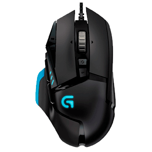 Logitech Gaming G502 Proteus Spectrum Gaming