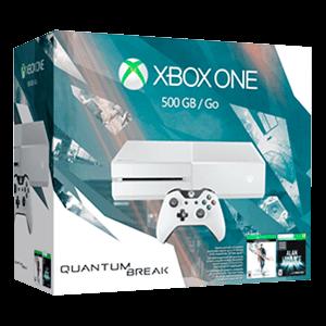 Xbox One 500 GB Blanca + Quantum Break