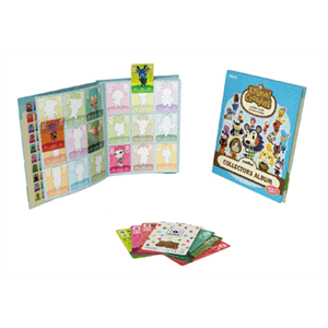Pack 3 Tarjetas amiibo Animal Crossing HHD + Album  - Serie 3