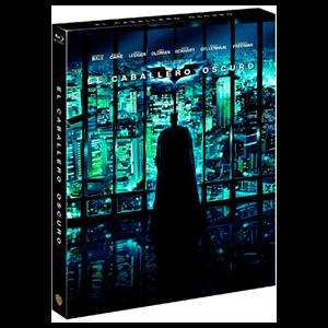 Batman El Caballero Oscuro BD + Comic
