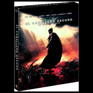 Batman El Caballero Oscuro Renace BD + Comic