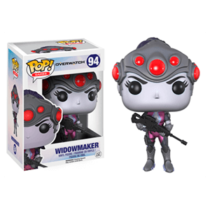 Figura Pop Overwatch Widowmaker
