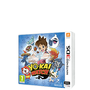 Yo Kai Watch Nintendo 3ds Game Es