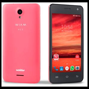 "Smartphone Wolder Wiam23 4,5"" OGS Quad Core 1Gb+8Gb 4G"
