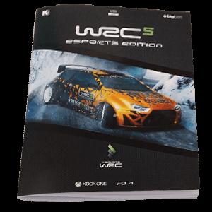 Cuaderno WRC 5 e-Sports Edition