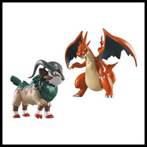Figura Pokemon Majestic Surtido