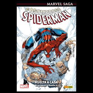 Marvel Saga. El Asombroso Spiderman nº 1. Vuelta a Casa