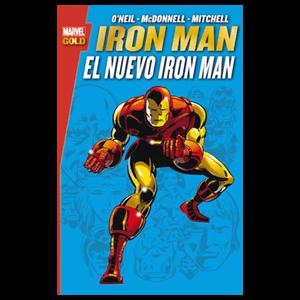 Iron Man. El Nuevo Iron Man