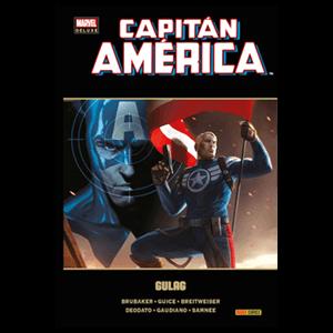 Deluxe. Capitán América nº 13. Gulag