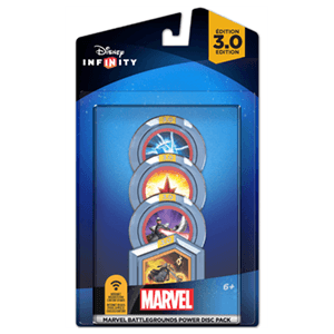 Disney Infinity 3.0 Marvel Power Discs Battlegrounds